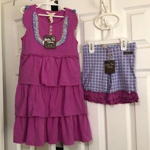 Girl's NWT Matilda Jane Outfit